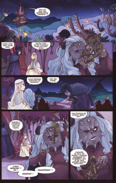 Extrait de Dark Crystal (The Power of the) -3- Tome 3