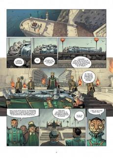 Extrait de Les 5 Terres -2- « Quelqu'un de vivant »