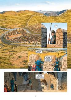 Extrait de Les reines de sang - Constance d'Antioche, la Princesse rebelle -2- Volume 2