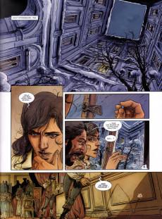 Extrait de Le chevalier d'Éon (Delalande/Mogavino/Lapo) -2- La conspiration de Saint-Pétersbourg