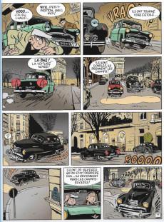 Extrait de Jacques Gipar (Une aventure de) -8- L'écho de la taiga