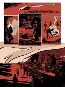 Extrait de Les années rouge & noir -4- 1968-1974 Simone