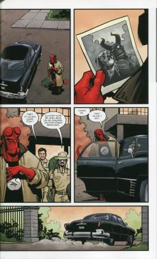Extrait de Hellboy & B.P.R.D. -5- 1956