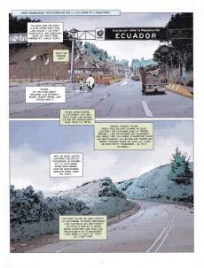 Extrait de Tango (Xavier/Matz) -4- Quitte ou double à Quito