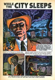 Extrait de Uncanny Tales Vol.1 (Atlas - 1952) -1- While the City Sleeps!