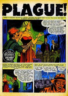 Extrait de Uncanny Tales Vol.1 (Atlas - 1952) -5- Fear!