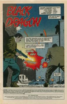 Extrait de Haywire (1988) -2- Black Dragon