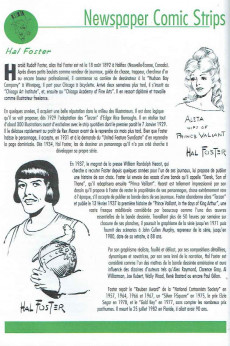 Extrait de (DOC) (biographies, entretiens...) - Biographies & Dédicaces - Les grands auteurs de la bande dessinée américaine Volume 1