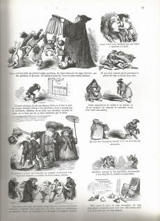 Extrait de Les russes - Histoire pittoresque, dramatique et caricaturale de la Sainte Russie d'après l'édition de 1854