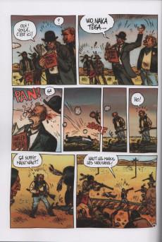 Extrait de Drunken George - Drunken George - La Légende du pire héros de l'Ouest