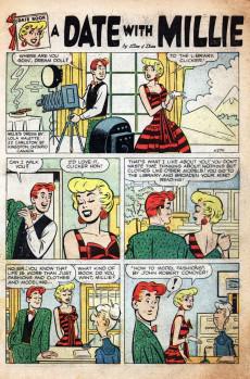 Extrait de A Date with Millie Vol.1 (Marvel - 1956) -1- (sans titre)