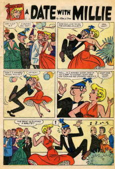 Extrait de A Date with Millie Vol.1 (Marvel - 1956) -2- (sans titre)