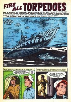 Extrait de Navy Action (Atlas - 1954) -9- Fire All Torpedoes!