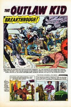 Extrait de Outlaw Kid Vol.1 (The) (Atlas - 1954) -3- (sans titre)