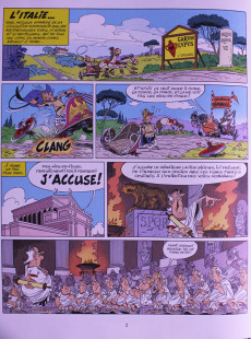 Extrait de Astérix (Hachette collections - La collection officielle) -37- Astérix et la Transitalique