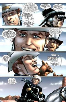 Extrait de Rawhide Kid: The sensational seven (Marvel - 2010) -4- (sans titre)