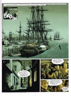 Extrait de USS Constitution -1- La justice à terre est souvent pire qu'en mer