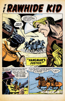 Extrait de Rawhide Kid Vol.1 (Atlas/Marvel - 1955) -2- (sans titre)