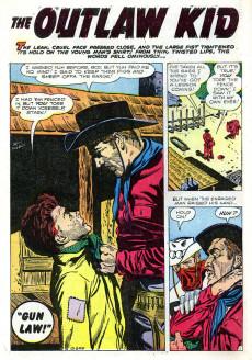 Extrait de Outlaw Kid Vol.1 (The) (Atlas - 1954) -8- (sans titre)