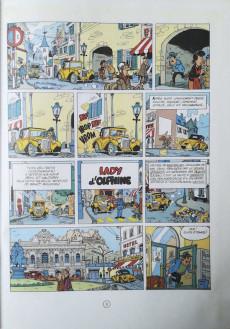 Extrait de Benoît Brisefer -6a1981- Lady d'Olphine