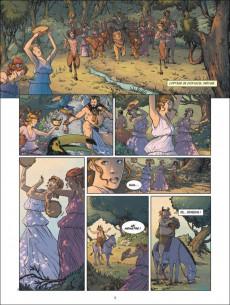 Extrait de Les mésaventures du roi Midas -FL- Les Mésaventures du Roi Midas