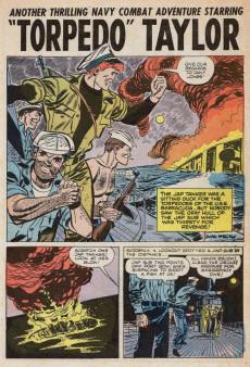 Extrait de Navy Combat (Atlas - 1955) -5- Operation Frogman!