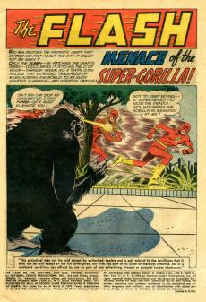 Extrait de Flash (The) Vol.1 (DC comics - 1959) -106- The Pied Piper of Peril!