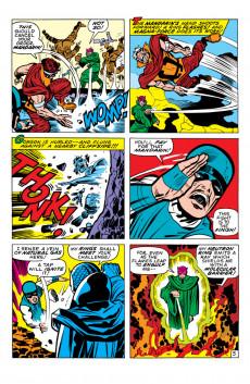 Extrait de Amazing Adventures Vol.2 (Marvel - 1970) -3- The Battle of Doom! / Death to the Black Widow!