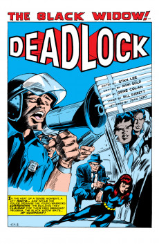 Extrait de Amazing Adventures Vol.2 (Marvel - 1970) -4- Deadlock! / With These Rings--I Thee Kill!!