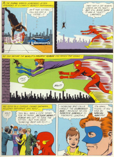 Extrait de Flash (The) Vol.1 (DC comics - 1959) -112- Mystery of the Elongated Man!