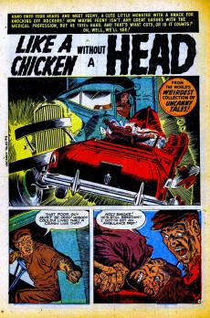 Extrait de Uncanny Tales Vol.1 (Atlas - 1952) -9- Propaganda!