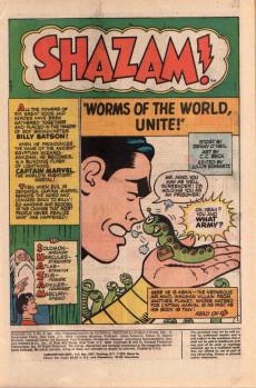 Extrait de Shazam (DC comics - 1973) -9- The Day Shazam Went Ape!