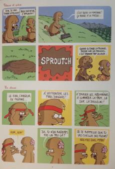 Extrait de Là-haut sur la montagne - Ma Vie De Marmotte