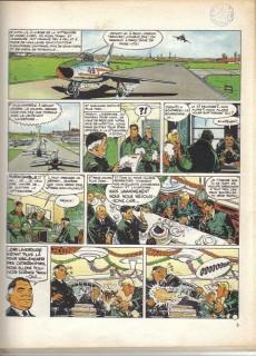 Extrait de Tanguy et Laverdure -4c1979a- Escadrille des Cigognes