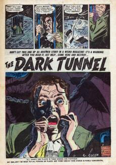 Extrait de Mystery Tales (Atlas - 1952) -1- The Stroke of Midnight!