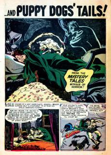 Extrait de Mystery Tales (Atlas - 1952) -3- The Vampire Strikes!
