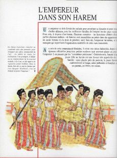 Extrait de La vie privée des Hommes -7a- Au temps des empereurs Tang