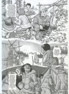 Extrait de Payer la Terre - Payer la Terre - À la rencontre des premières nations des territoires du Nord-Ouest canadien
