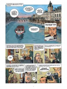 Extrait de Ric Hochet (Les nouvelles enquêtes de) -4- Tombé pour la France