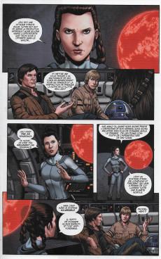 Extrait de Star Wars (Panini Comics - 2020) -1- Sombres visions