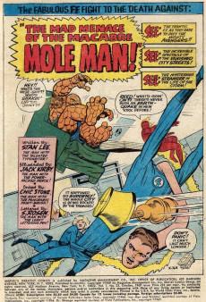 Extrait de Marvel's Greatest Comics (Marvel - 1969) -23- (sans titre)