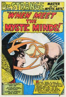 Extrait de Marvel's Greatest Comics (Marvel - 1969) -26- A House Divided!