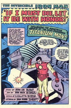Extrait de Marvel's Greatest Comics (Marvel - 1969) -27- Dragon-Man Invades the Campus!