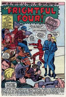 Extrait de Marvel's Greatest Comics (Marvel - 1969) -28- (sans titre)