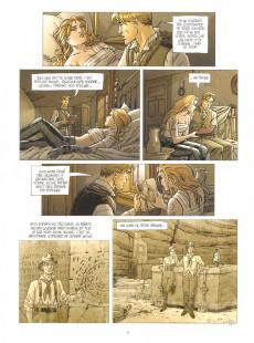Extrait de Oliver Page & les tueurs de temps -2- Tome 2