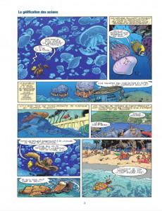 Extrait de Les animaux marins en bande dessinée -5- Tome 5