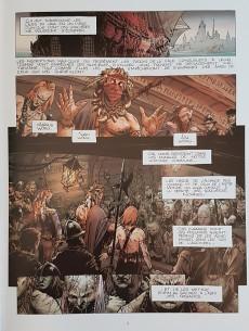 Extrait de Le chant des Runes -4- Les mines de Motsognir