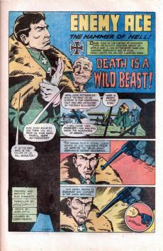 Extrait de Men of War Vol.1 (DC Comics - 1977) -1- Code Name: Gravedigger