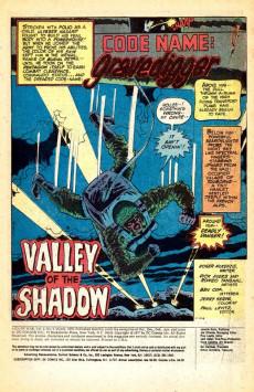 Extrait de Men of War Vol.1 (DC Comics - 1977) -5- Valley of the Shadow!