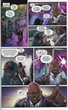 Extrait de Spider-Man (Marvel France 8e série - 2020)  -1- Chassés (1/3)